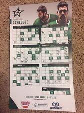 2018-19 DALLAS STARS Magnet Team Schedule