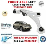 FRONT AXLE LEFT Lower SUSPENSION WISHBONE ARM for NISSAN MURANO 3.5 2008-2011