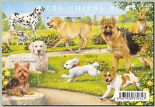 Feuillet F4545 - Les chiens de race - 2011