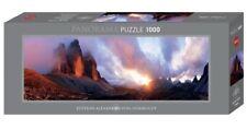 Heye Jigsaw Puzzle 1000 Alexander Von Humboldt 3 Peaks South Tyrol, Italy New