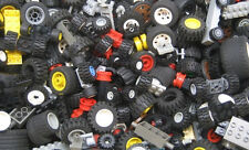 ☀️1-100 POUNDS LB Random LEGO WHEELS VEHICLES trucks cars tires racecar BULK lot