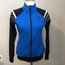 Women's ADIDAS Zip Front Track Jacket ~ Size M