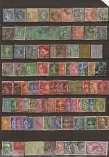 FRANCE- 1863-on ( 130-Stamps) mostly earlies, Nothing checked