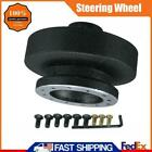 Steering Wheel Quick Release Hub Adapter Snap Off Boss Set For Bmw E36 3 Series