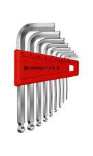 PB Swiss Tools PB 212.H-10 Hex Key Set Ballpoint Metric 1.5-10mm 9-Piece