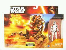 Hasbro SW TFA Desert Assault Walker w/ First Order Stormtrooper EE-Exclusive