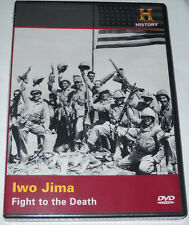 History Channel Presents: Iwo Jima - Fight to the Death (DVD, 2011) BRAND NEW!