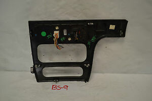 FITS 1998-2004  Dodge Intrepid Climate AC Heater Control W/Housing