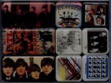 THE BEATLES - Album Cover - Magnet Set - NEU & SOFORT