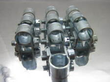 8mm-10mm PETROL HOSE CLIPS FUEL LINE PIPE 10 Pcs
