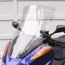 "YAMAHA 400 MAJESTY 2005-UP 27"" x 20"" LIGHT GRAY REPLACEMENT WINDSHIELD"