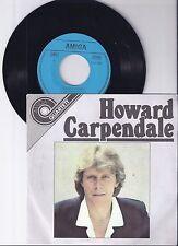 """Howard Carpendale, Ti Amo, Deine Spuren im... 4 Lieder VG+/VG+ 7"""" Single 0952-9"""