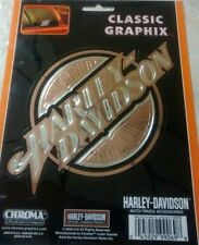 NEW Harley Davidson H-D Motorcycle Car Truck Window Decal 99069