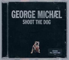 GEORGE MICHAEL SHOOT THE DOG CD SINGOLO cds SINGLE SIGILLATO!!!