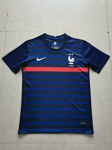 2021 France Home Jersey