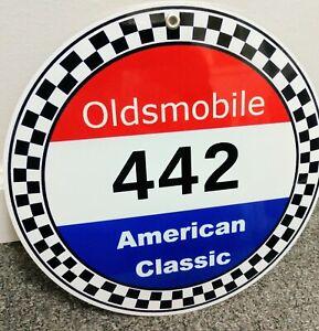 Oldsmobile 442 Sign