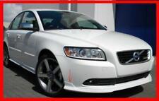 VOLVO S40 V50 AFTER FACELIFTING 2007 - 2012 R-DESIGN - FRONT SPOILER / SKIRTS