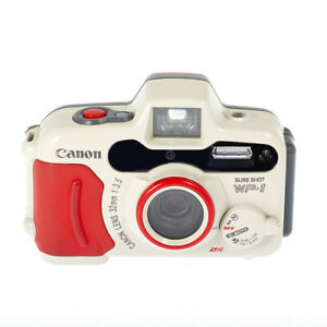 CANON Sure Shot WP-1 Waterproof Film Camera - Tested - Great Condition