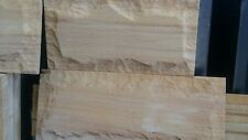 Sandstone Rockface cladding 300, 400, 500, 600 x 200 in 30 mm thickness