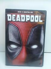 Deadpool (Dvd+digital Hd 2016) with special features free shipping
