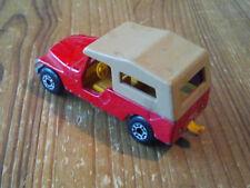Matchbox Superfast No 53 - CJ6 Jeep von 1977 o. OVP - Lesney England