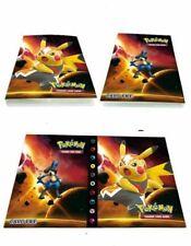 Pokemon Card Binder Portfolio Pocket Album Card  Portfolio Holder 240 Cards