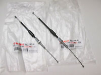 Bowdenzug Auslasssteuerung Zug Zylinder Cable Pulley Yamaha DT 125 DT125 04-06