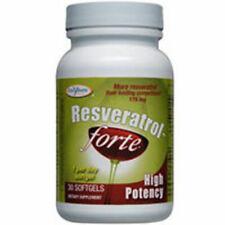 Resveratrol-Forte High Potency 60 Softgels