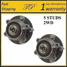 Front Wheel Hub Bearing Assembly For 2007 INFINITI G35 COUPE, 2WD (PAIR)