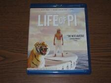 Life of Pi (Blu-ray/DVD, 2013, 2-Disc Set)