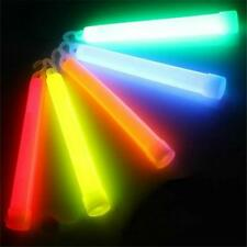 Glow Sticks Party Light Up Neon Wands Chemical Stick Fluorescent Camping Sticks