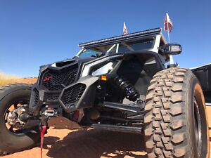 2018 Can-am X3 Max TMW Build