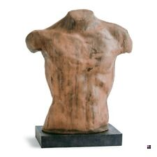 Regina Andrew Design Resin Rust Boyfriend Bust Body