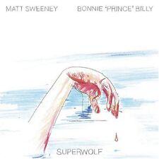 Bonnie Prince Billy & Matt Sweeney Superwolf Vinyl LP Record & MP3! indie NEW!!!