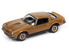 Johnny Lightning 1/64 1977 Chevrolet Camaro Z28 Diecast Poly Orange (JLCP7054)
