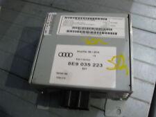 AMPLIFICATORE HI-FI AUDI A4 8E9035223 6316KX017533759 H86316 EC 000 08 11 2001