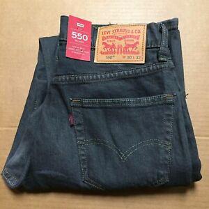 Las Mejores Ofertas En Gris Levi S Levi S 550 Jeans Para Hombres Ebay