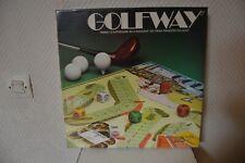 JEU DE PLATEAU GOLFWAY EDTION PONT NEUF COMPLET GAME BOARD VINTAGE 1982 GOLF