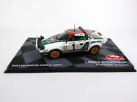 Lancia Stratos HF ,Scale 1:43 by Altaya