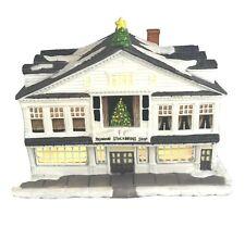 Rockwell's Studio Christmas in Stockbridge Village Shop Nejaime's