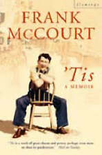 'Tis by Frank McCourt (Paperback, 2000) sequel to angela's ashes