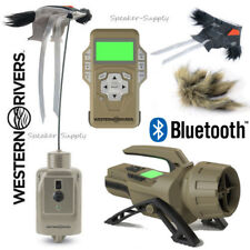 Western Rivers Mantis Pro 400 Electronic Game Call + Decoy Set MPDECOY + MP400
