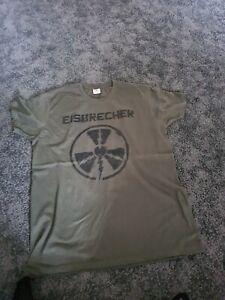 Eisbrecher T-Shirt  XL Liebe Macht Monster XL