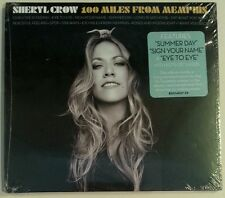 100 MILES FROM MEMPHIS [Digipak] by SHERYL CROW (CD, 2010 - USA - A&M) BRAND NEW