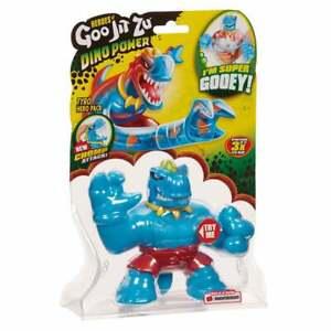 Heroes of Goo Jit Zu Dino Power Hero Pack - Tyro T-Rex Super Gooey Figure