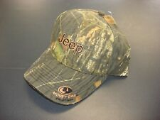 JEEP Mossy Oak Camo Hat Tree Camouflage Adjustable