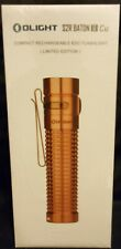 Olight S2R Baton II Cu (Raw Copper) - Limited Edition - New, Never Opened