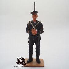 Figurine Del Prado soldat plomb Naval Infantryman URSS 1941 Marin Toy Soldier