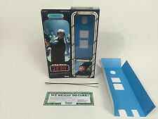 "Custom Vintage Star Wars Rotj 12"" de Luke Skywalker Jedi Knight Caja + Insertos"