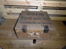 Munitionskiste, Wehrmacht, Militär, 2.Wk,Pioniere